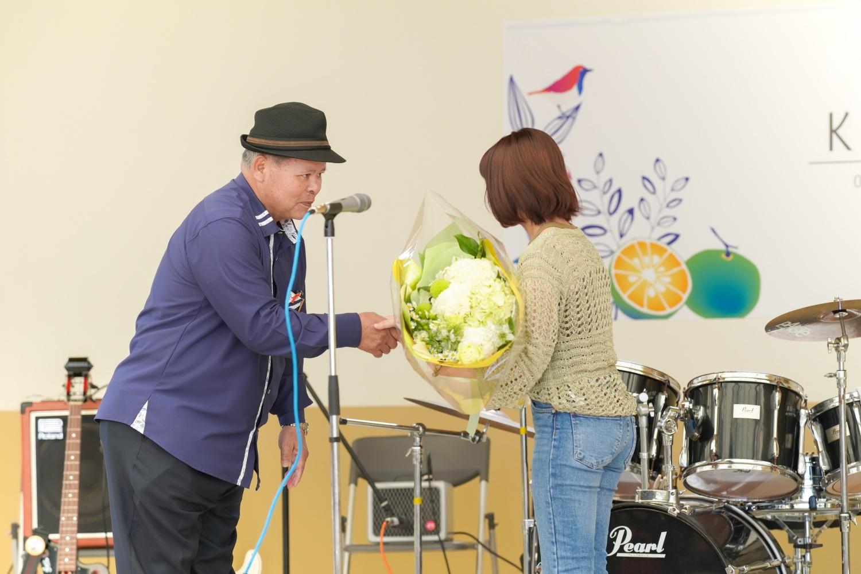 ありがとうの奇跡 歌手募集 岩井さん